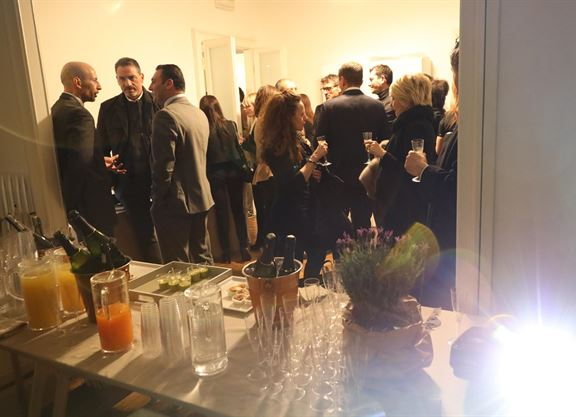 Real Estate Community Party